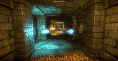 好玩的迷宮冒險游戲