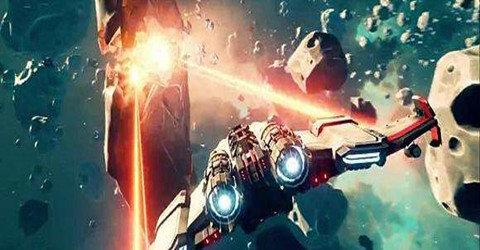 好玩科幻的太空射擊類游戲