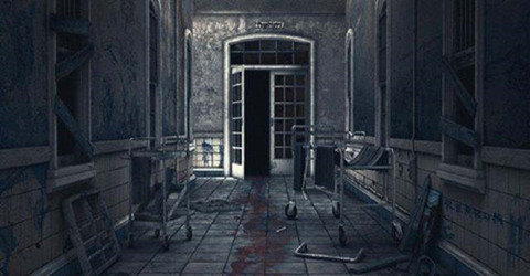 驚悚的恐怖醫院系列游戲