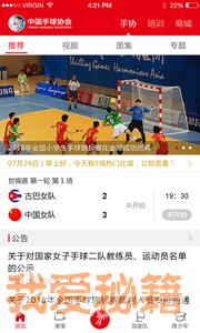 中国手球协会图1