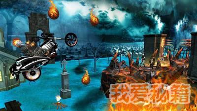 恶灵骑士3D图3