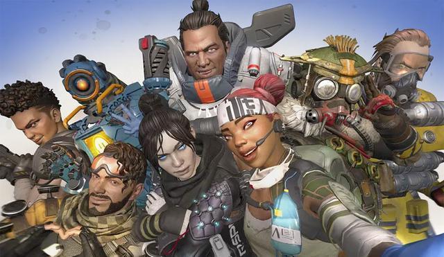 EA大作Apex英雄持续爆火 直播热度远超堡垒之夜和英雄联盟