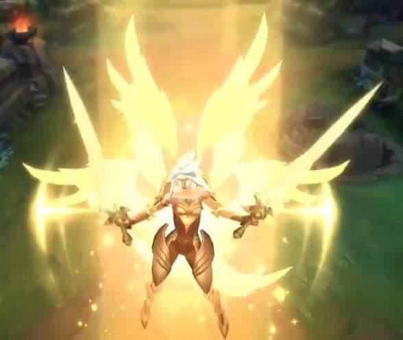 LOL天使莫甘娜重做归来:制裁之神凯尔技能推测