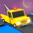 繁忙道路:駕駛與漂移