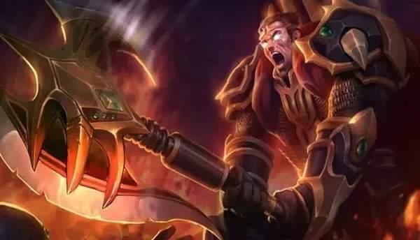 LOL少有人知的装备彩蛋:死亡之舞是剑魔的武器