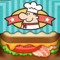 快乐三明治小餐厅