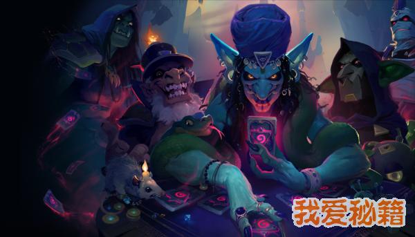 炉石传说暗影崛起新卡中国社区发布日程一览