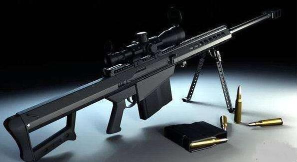刺激战场:如果让你从下面选择一把新枪加入游戏你会选谁?