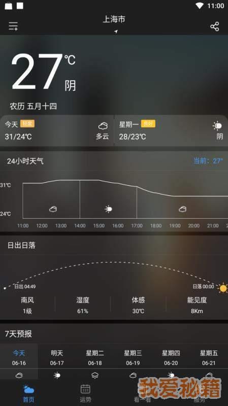 星云天气图2