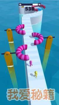 奔跑竞赛3D图1