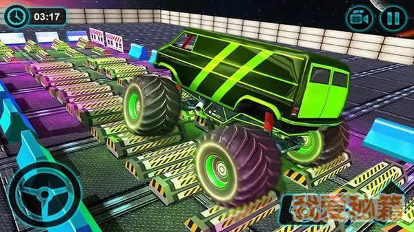 狂怒怪物卡车图2