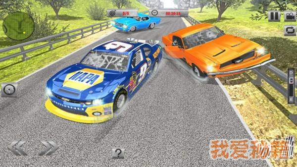 碰撞特技赛车图3