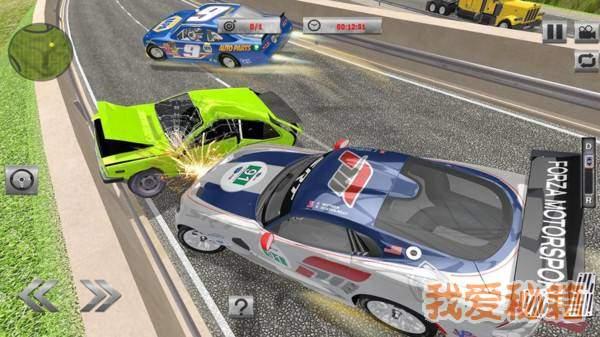 碰撞特技赛车图2