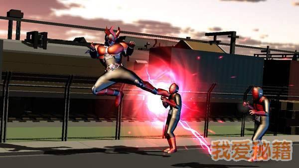 假面骑士亚极陀超能力猎人图2