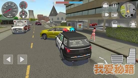 警察警察模擬器图1