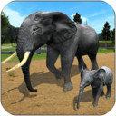 野生大象模拟器