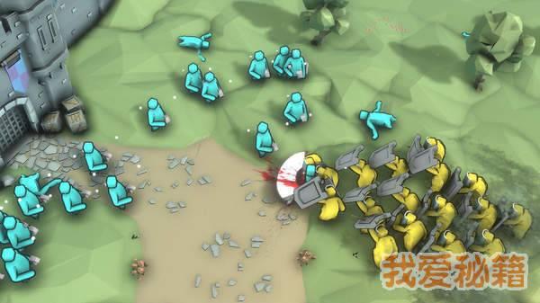 超逼真的攻城模拟器图2