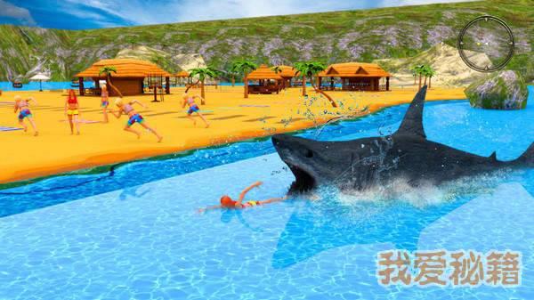 饑餓的鯊魚襲擊圖1