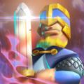 刀剑骑士守卫战场