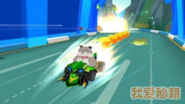 貓湯姆速度卡丁車圖1