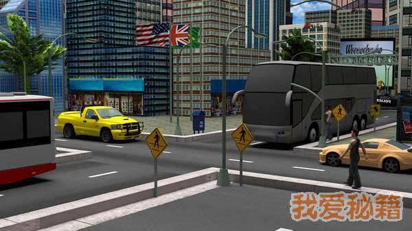 教练巴士司机模拟器图3