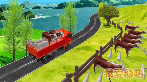 城市动物园动物货物运输图3