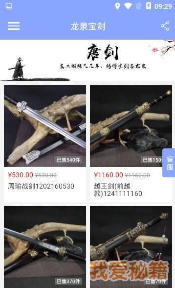 龙泉宝剑图3