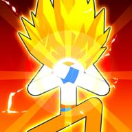 火柴英雄超級龍戰士