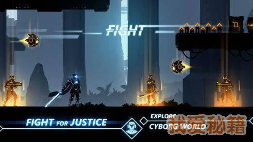 Overdrive Ninja Shadow图1