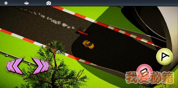 滑痕渦輪賽車圖1