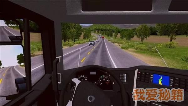 世界卡车驾驶模拟器中文版破解版图1
