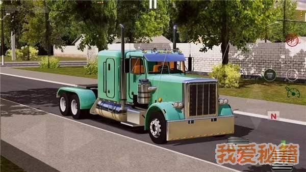 世界卡车驾驶模拟器中文版破解版图2