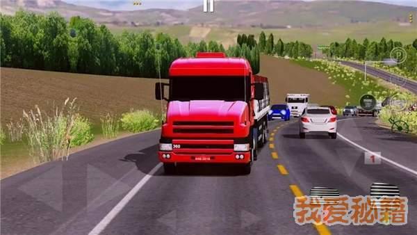世界卡车驾驶模拟器中文版破解版图3