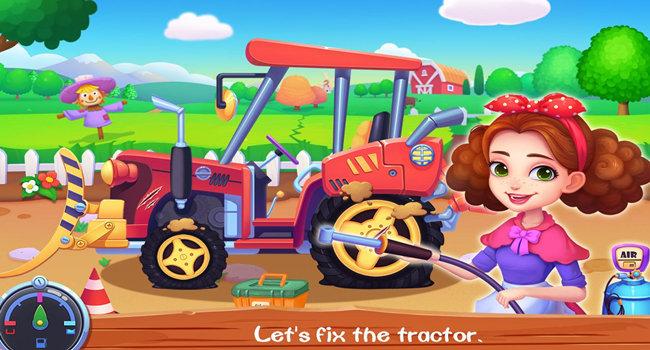 农场类型的红包游戏