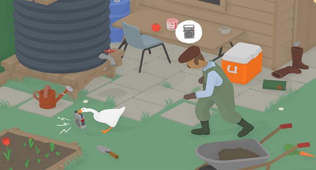 捣蛋鹅模拟器游戏