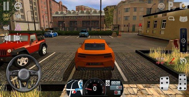 驾驶学校模拟游戏大全
