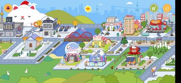 米加小镇世界完整破解版