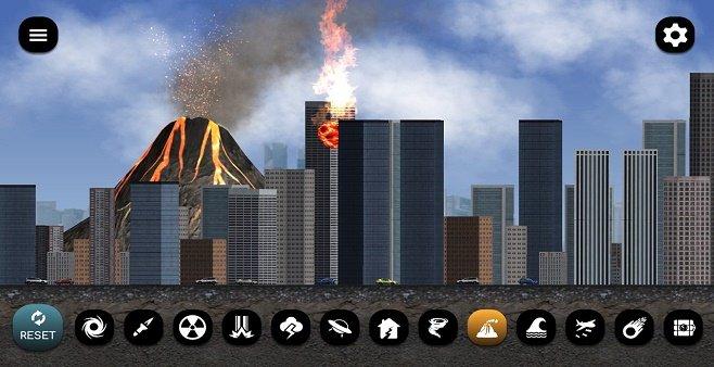 城市粉碎模拟器游戏版本合集
