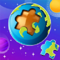 Planets Puzzle Game