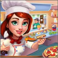 美食烹飪廚房
