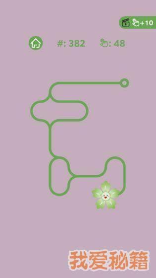 连接花朵图2