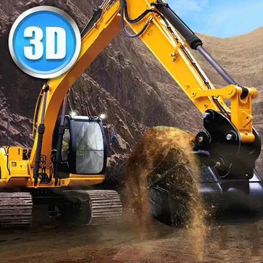 挖掘机模拟器2020