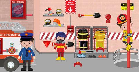 真实消防模拟游戏