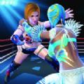 女子摔跤競技