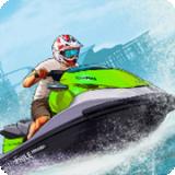 水上摩托極限速度