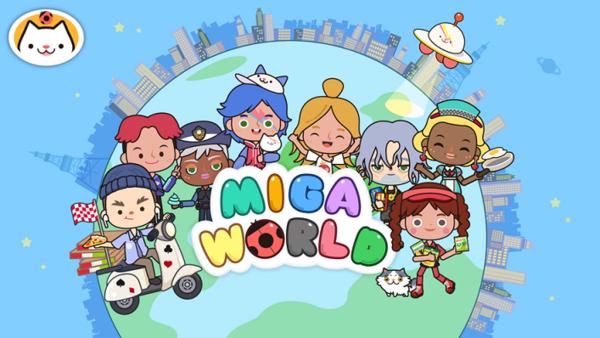 米加小镇世界全地图破解版