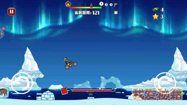 全民越野摩托车破解版图1