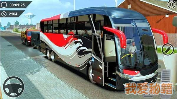 教練巴士現代模擬器2020圖2
