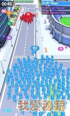 拥挤城市正式版图4