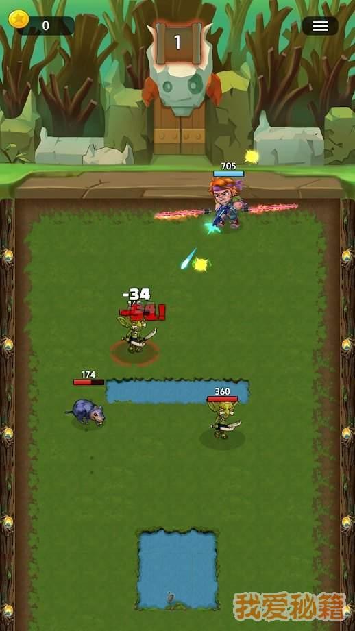 怪物戰士冒險圖3
